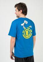element-t-shirts-x-peanuts-slide-imperialblue-vorderansicht-0323342