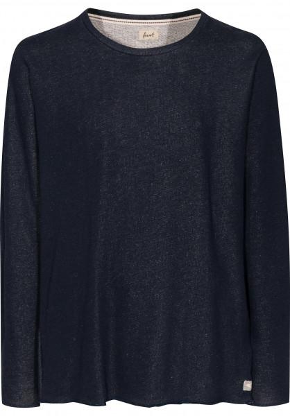 Forvert Sweatshirts und Pullover Sidcup navy Vorderansicht