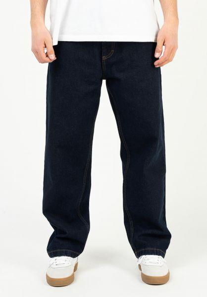 Polar Skate Co Jeans 93 Denim deepblue vorderansicht 0269080