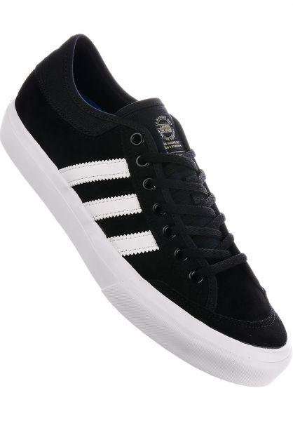 Adidas Munchen Skate Schuhe Herren Schwarz (96065PNJM