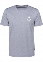 Makia-T-Shirts-Anchor-stone-Vorderansicht