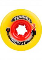 Tunnel-Rollen-Krakatoa-84A-yellow-Vorderansicht