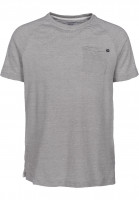 Reell-T-Shirts-Pocket-lightgrey-darkgrey-Vorderansicht