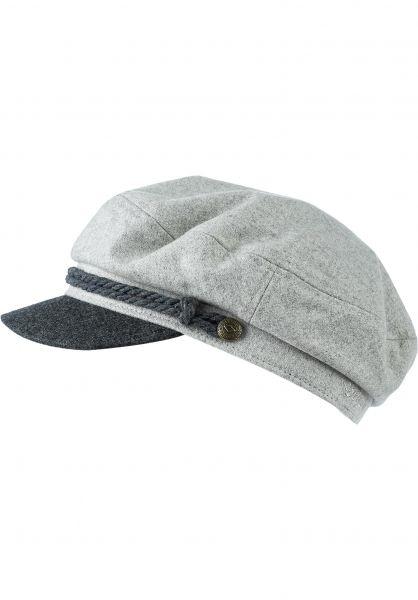 Brixton Hüte Fiddler dove-charcoal vorderansicht 0580162