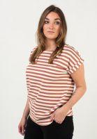 wemoto-t-shirts-bell-mel-redmelange-offwhite-vorderansicht-0321386