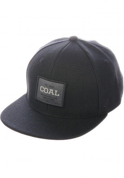 coal Caps The Core black vorderansicht 0566876
