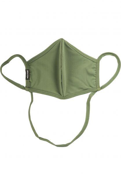 Brixton Verschiedenes Everything Mask olive-black vorderansicht 0972687
