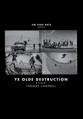 Independent Verschiedenes Ye Olde Destruction Book/Film Independent