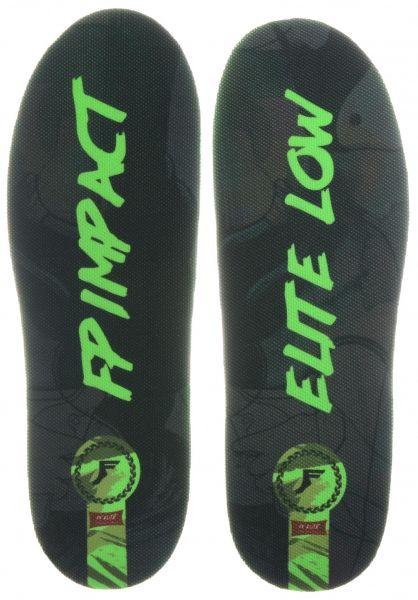 Footprint Insoles Einlegesohlen Kingfoam Elite low classic black vorderansicht 0249179