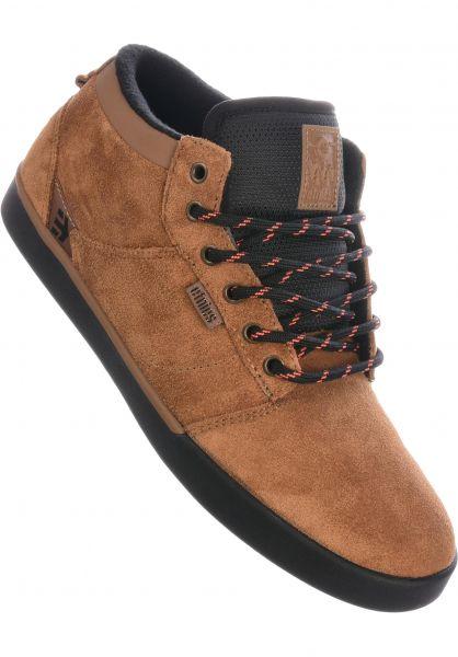 etnies Alle Schuhe Jefferson MTW brown-black vorderansicht 0604658
