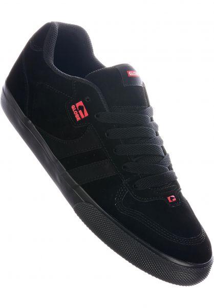 Globe Alle Schuhe Encore 2 black-shavedsuede vorderansicht 0601275