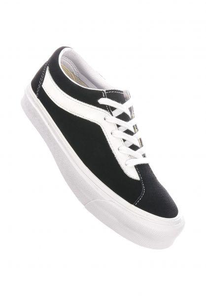 Vans Alle Schuhe Bold NI stapleblack-truewhite vorderansicht 0612553