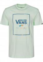 Vans T-Shirts Print Box ambrosia Vorderansicht