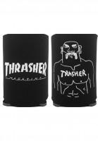 Thrasher-Verschiedenes-Koozie-by-Gonz-black-Vorderansicht
