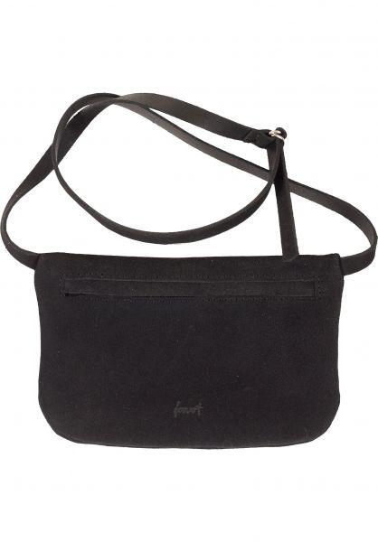Forvert Hip-Bags Ronja black vorderansicht 0169038
