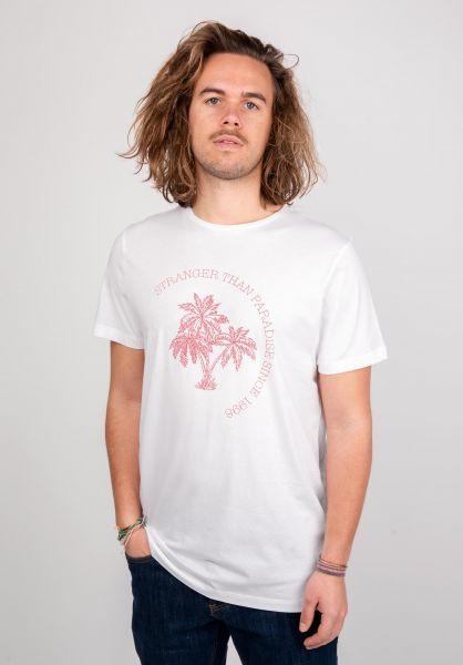 Forvert T-Shirts Aoni white vorderansicht 0398599