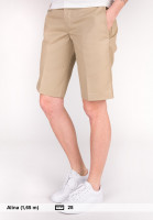 Dickies 11' Slim Straight Work W khaki Vorderansicht