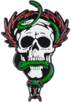 Powell-Peralta McGill Skull and Snake Lapel Pin