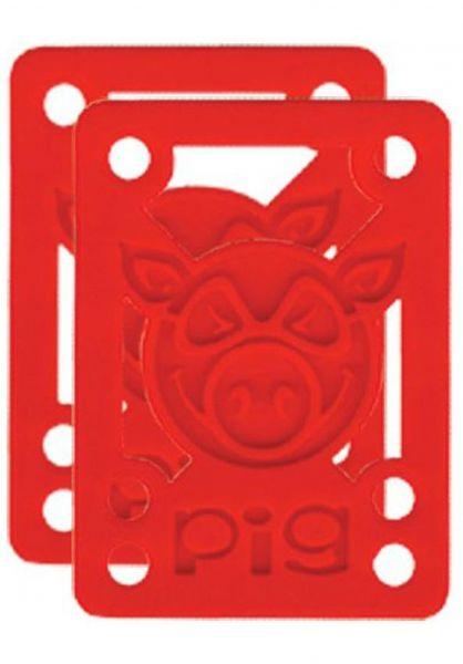 Pig 1/8-Soft-Riser red Vorderansicht