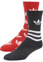 adidas Socken Thin Crew Sock Tref boldorange-black-white Vorderansicht