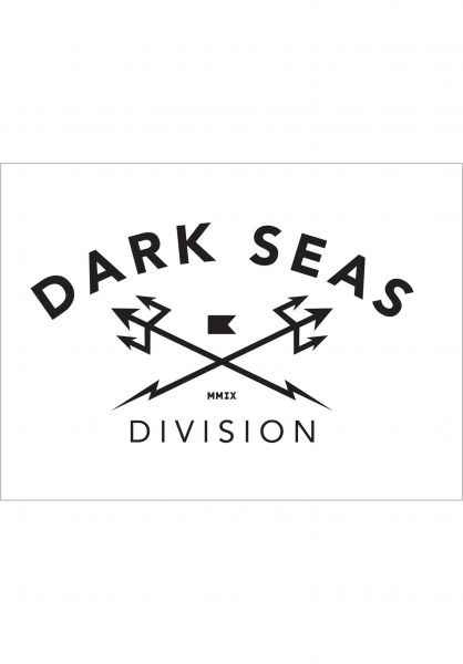 Dark Seas Verschiedenes Large Headmaster Sticker black vorderansicht 0972515