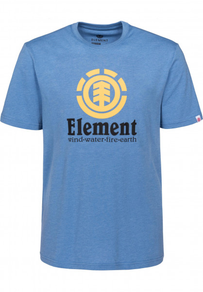 Element T-Shirts Vertical niagaraheather Vorderansicht