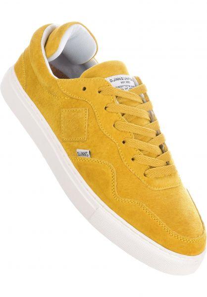 Djinns Alle Schuhe Awaike Suede mustard vorderansicht 0604433