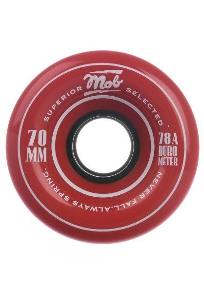 MOB-Skateboards Rollen Super 78A red vorderansicht 0255231