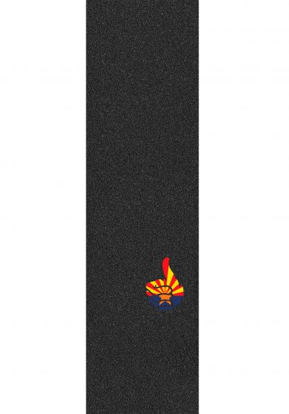 Bro Style Griptape Jaws Thumbs Up black Vorderansicht
