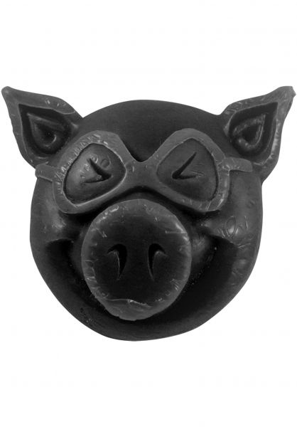 Pig Skate-Wachs Head-Curb-Wax black vorderansicht 0200030