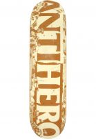 Anti-Hero Skateboard Decks Budget Cuts brown-beige Vorderansicht