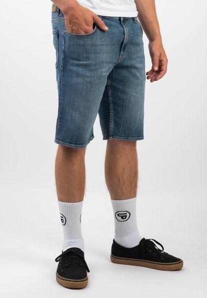 Reell Jeansshorts Rafter Short 2 premiumblue vorderansicht 0551769