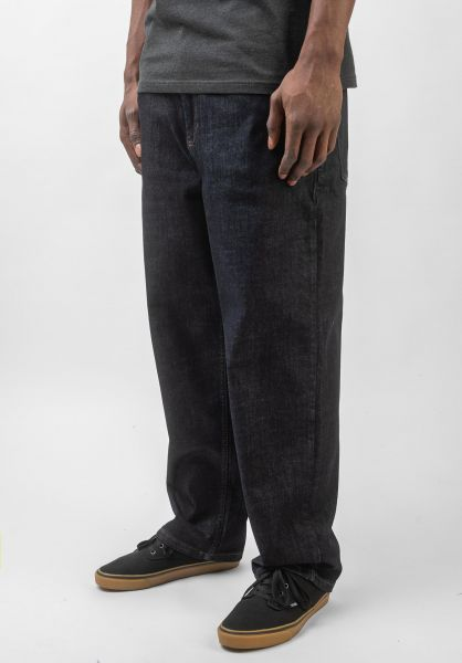 Reell Jeans Baggy ravvbluerinse vorderansicht 0054721