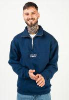 goodbois-sweatshirts-und-pullover-trademark-half-zip-navy-vorderansicht-0423108