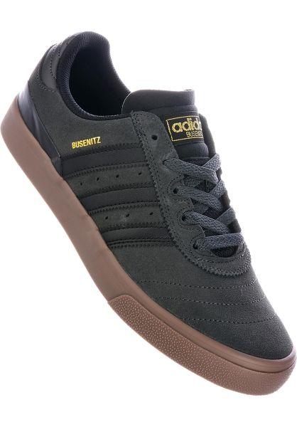 online store 2a8a7 d0dd0 adidas-skateboarding Alle Schuhe Busenitz Vulc ADV solidgrey-coreblack-gum  vorderansicht 0603027