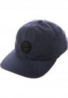 Reell Caps Curved FlexFit Cap navy Vorderansicht