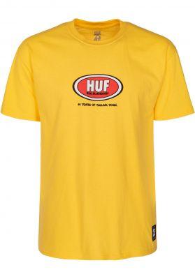 HUF x Real Tee