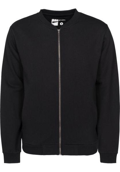 Rules Sweatshirts und Pullover Bommel black vorderansicht 0422269