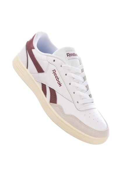 Reebok Alle Schuhe Royal Techqu white-trgry1-ricred vorderansicht 0612591