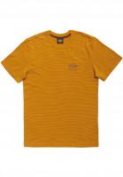 Loser-Machine-T-Shirts-Curtis-gold-Vorderansicht