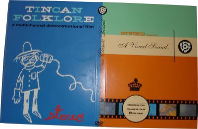 Stereo Visual-Sound-&-Tincan-Folklore