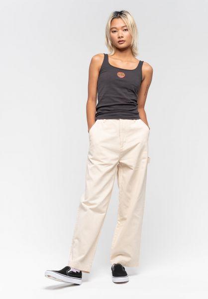 Santa-Cruz Tops Classic Dot Vest blackwash vorderansicht 0352515