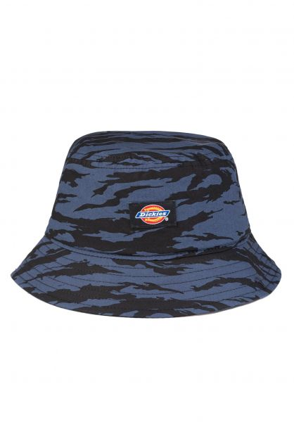 Dickies Hüte Quamba Bucket navyblue vorderansicht 0580442