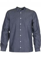 Forvert-Hemden-langarm-Sierk-indigo-Vorderansicht