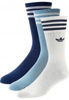 adidas-skateboarding-socken-solid-crew-3-pack-white-darkblue-vorderansicht-0631108