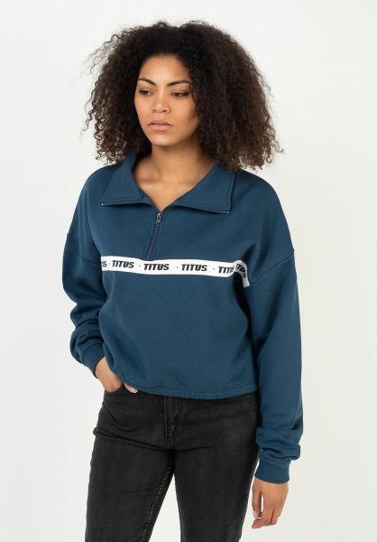 TITUS Sweatshirts und Pullover Lou stellar vorderansicht 0422939
