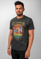 amplified-t-shirts-led-zeppelin-tour-75-charcoal-vorderansicht-0399945