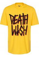 deathwish-t-shirts-deathstack-yellow-black-vorderansicht