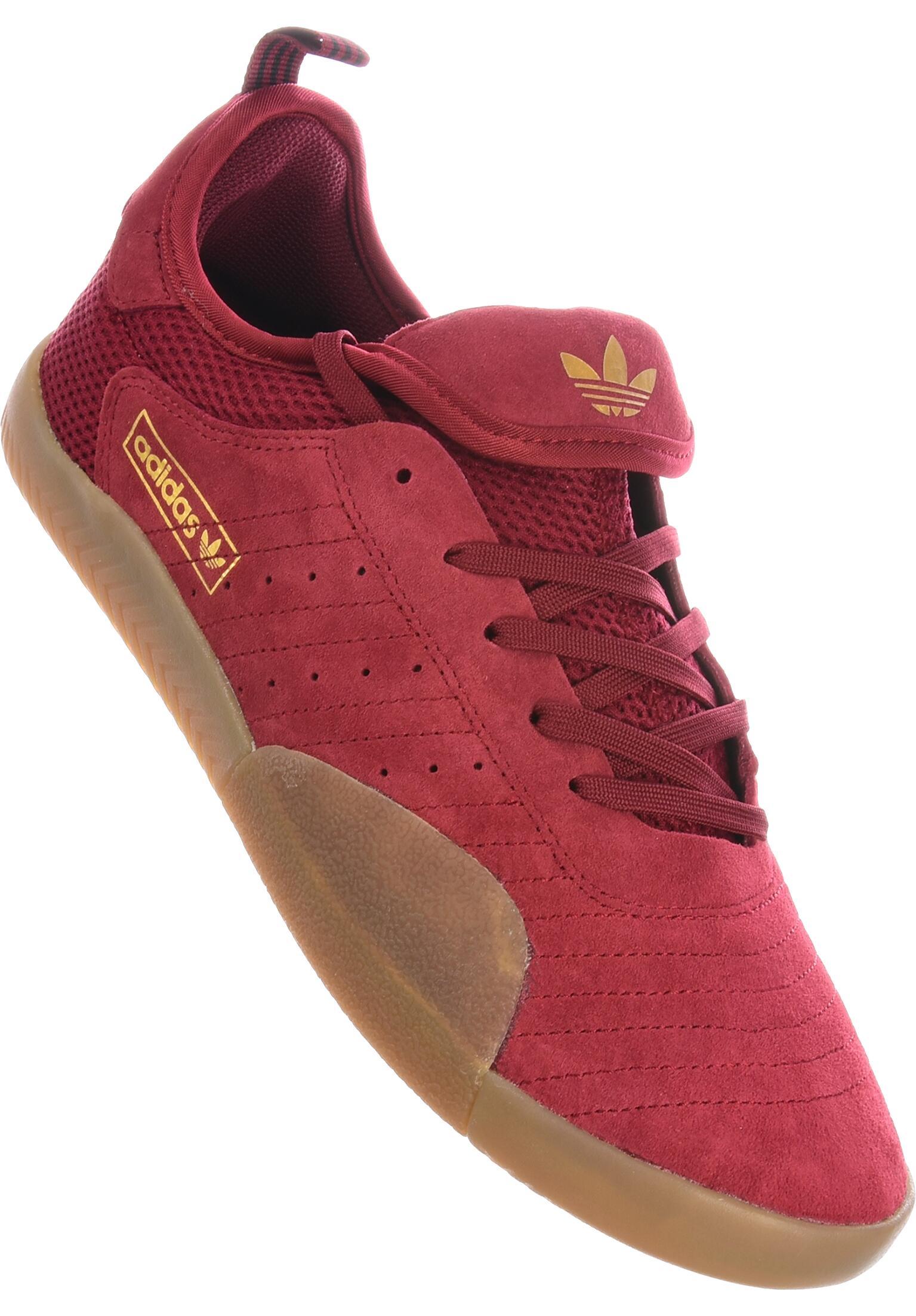 3ST.003 adidas skateboarding Alle Schuhe in burgundy gum für