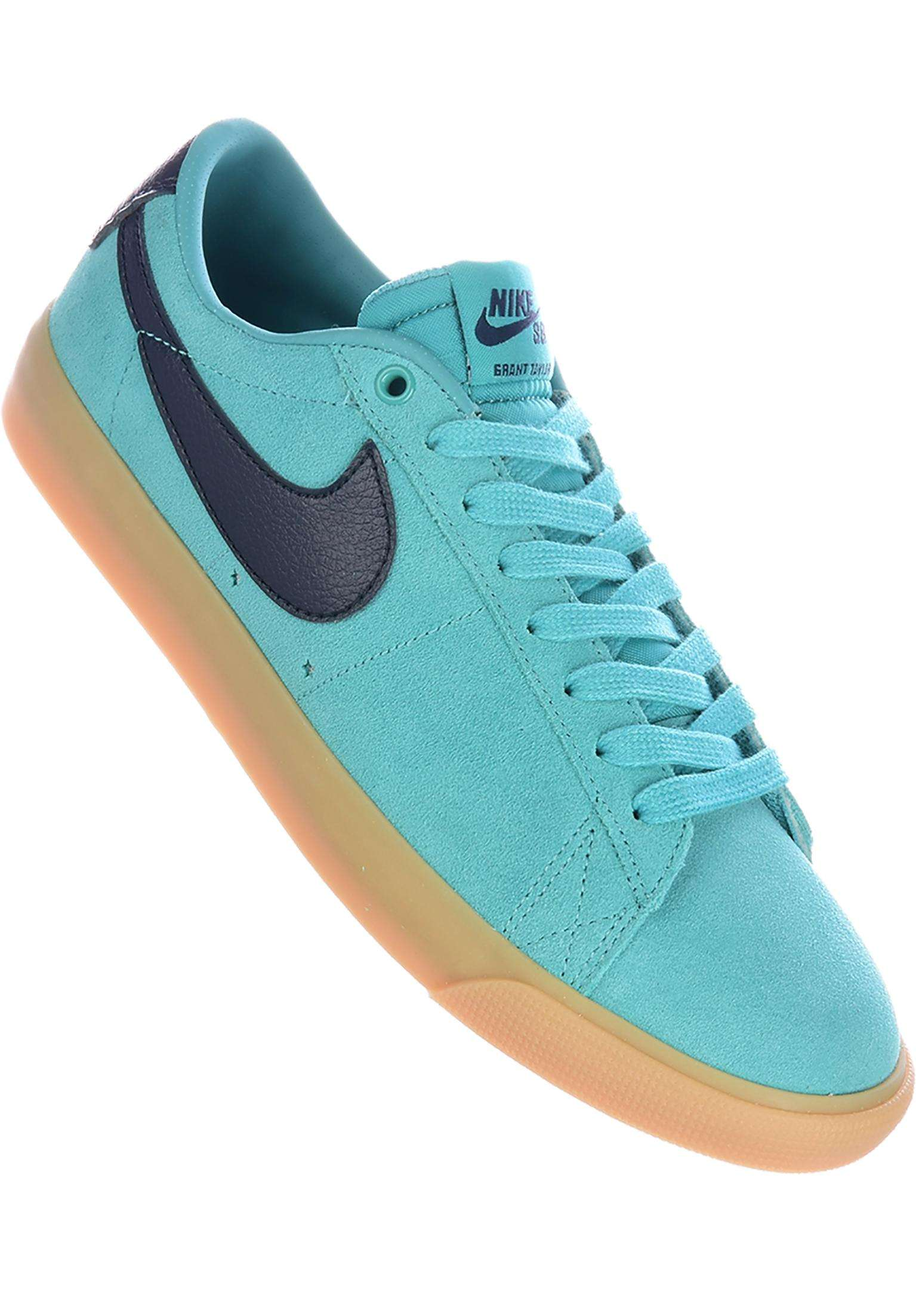 ef6fa0bc Blazer Low GT Nike SB All Shoes in cabana-obsidian for Men | Titus